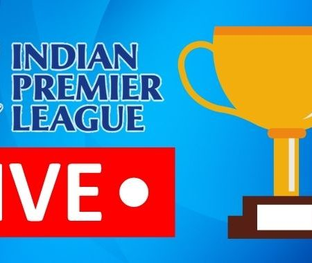Cricket IPL Live- The Battle Begins!